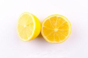 Zitrone gegen Schweiß